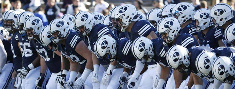 Brigham Young University Football Jerseys